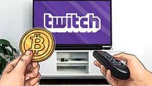 Twitch Diam-Diam Memakai Kembali Pembayaran Bitcoin