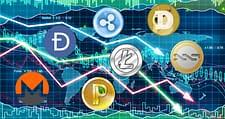 Penambang Harus Gigit Jari, Setelah Bitcoin, Harga Altcoin ikut anjlok