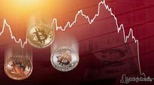 Harga Bitcoin Kembali Turun Di Bawah 7000 US Dollar