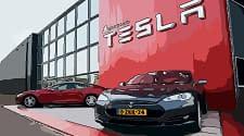 Tesla Menguji Aplikasi Pelepasan Kargo Berbasis Blockchain