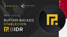 Stablecoin Berbasis Rupiah! Binance dan Tokocrypto Resmi Perdagangkan BIDR