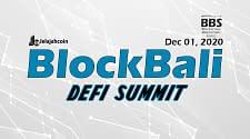 Akan Membahas DeFi, BlockBali 2020 Hadirkan 30 Pakar Blockchain