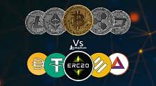 Apa Perbedaan Antara Coin dan Token Cryptocurrency?