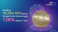 Investasi Tron Dengan Smart Contract, Keuntungan 128% Dalam 7 Hari