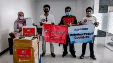 Ayobantu & Indodax Bantu Korban COVID dan Bencana Alam Melalui Bitcoin