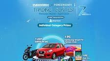 HUT ke-7, Indodax Gelar Event Dengan Total Hadiah 300 Juta Rupiah