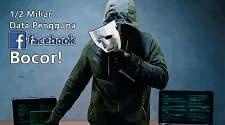 1/2 Miliar Data Pengguna Facebook Bocor, Risiko Penggiat Crypto