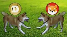 Ingin Membunuh Dogecoin, Harga Shiba Inu (SHIB) Naik 742% Dalam Satu Pekan