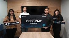 Zipmex Donasikan 148 Juta IDR Melalui Crypto Untuk Korban Badai Di NTT
