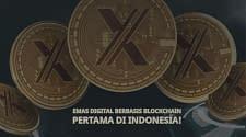 Xaurius (XAU), Crypto Emas Pertama Di Indonesia