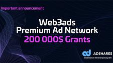 Adshares Alokasikan $200.000 Untuk Peluncuran Program Premium Publisher