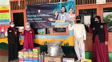 #ZipmexPeduli Revitalisasi 10 Dapur Umum untuk Masyarakat Terdampak COVID-19