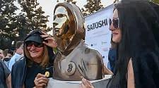 3 Bulan Berlalu, Akhirnya Patung Satoshi Nakamoto Selesai Di Buat