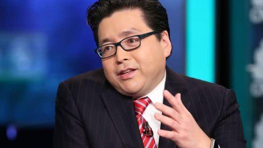 Akhirnya Tom Lee Angkat Bicara Soal Melempemnya Harga Bitcoin