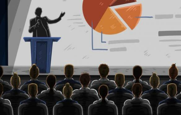 Konferensi Cryptocurrency Terus Berkembang Meskipun Industrinya Melemah