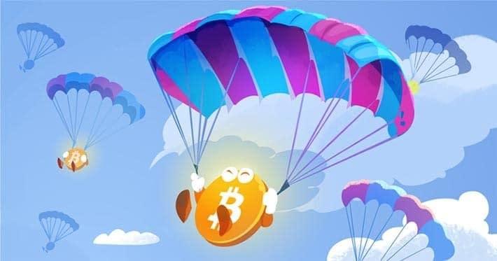 Apa Itu Airdrop Didalam Crypto? Berikut Penjelasannya