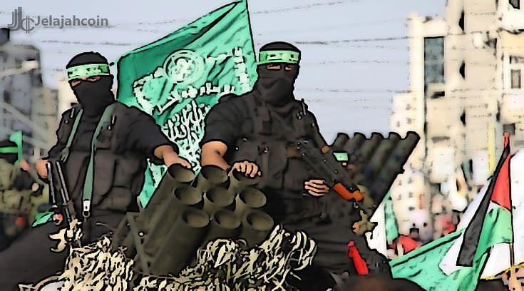 Sayap Militan Hamas Menggunakan Beberapa Alamat Dompet BTC untuk Menyingkirkan Otoritas