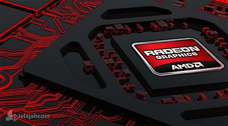 Penghasilan AMD Melampaui Target Di Tengah Pasar Crypto