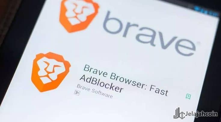 Brave Browser Sekarang Bisa untuk Withdraw Token BAT