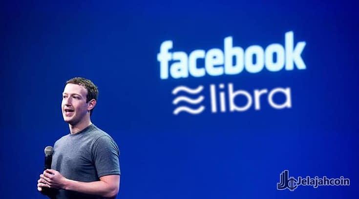 Atas Nama Libra, Pesona Zuckerberg Serang Anggota Parlemen AS