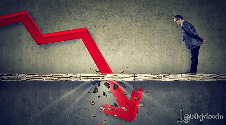 Harga Bitcoin dan Altcoin Terjatuh Cukup Dalam