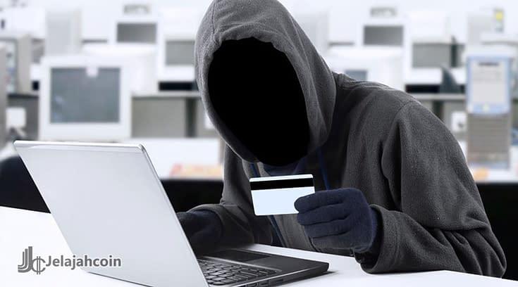 Serangan Balik Atas Pencurian Kartu Kredit Bitcoin
