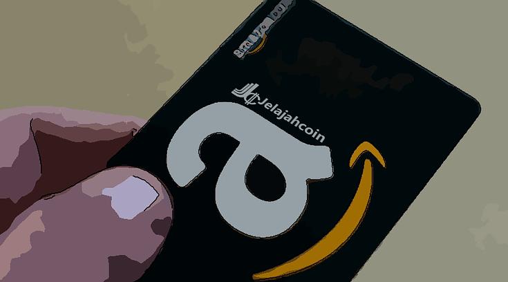 Sekarang Kamu Bisa Beli Amazon Gift Card Pakai XRP