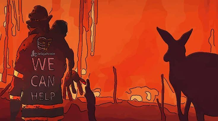 Cointelegraph Membuka Donasi Untuk Kebakaran Hutan Australia