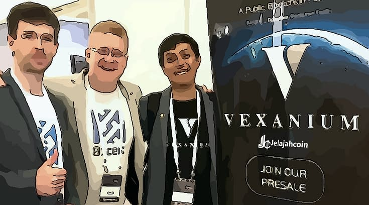 Program Vexanium Menarik Perhatian Developer Aplikasi Blockchain Indonesia