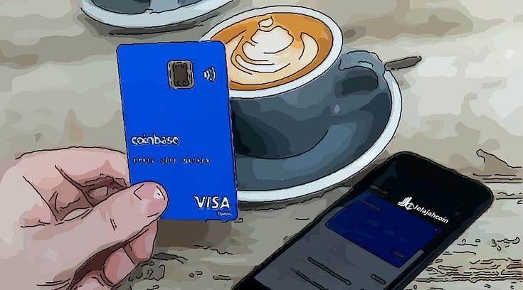 Coinbase Resmi Menjadi Anggota Utama Visa