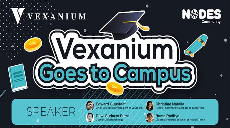 Event: Vexanium Goes to Campus akan Jelajahi Kota Yogyakarta