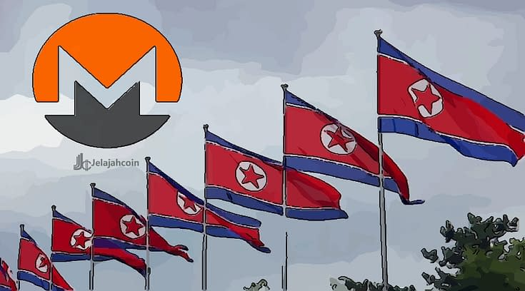 XMR Mining Korea Utara Meningkat 10x Lipat pada 2019