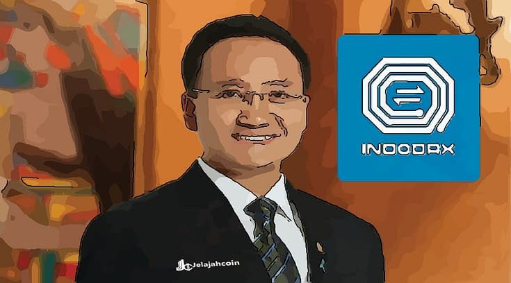 Mantan Direktur Rokok Jadi Komisaris Indodax
