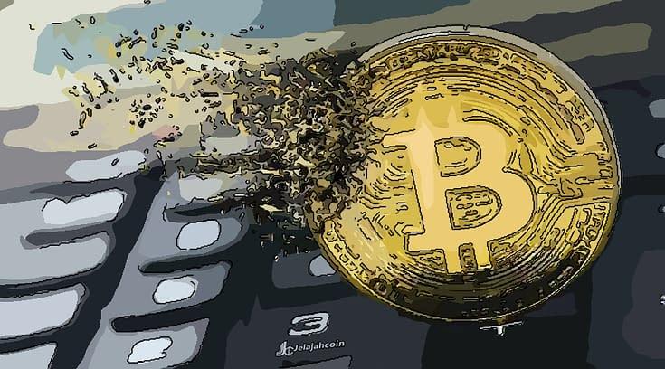 Bitcoin Kesulitan Untuk Kembali ke Level 8000 USD