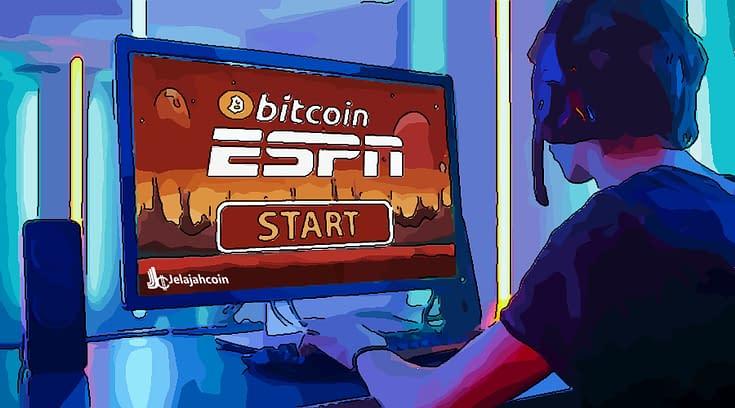 ESPN Akan Luncurkan Game Online Berbasis Blockchain