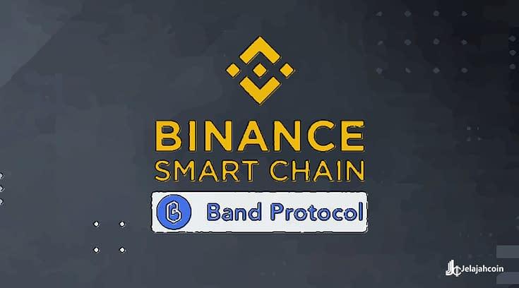 Band Protocol Di Integrasi dengan Binance Smart Chain