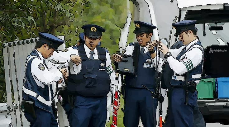 Butuh Waktu 3 Tahun! Polisi Jepang Selidiki 30 Orang Peretas Coincheck