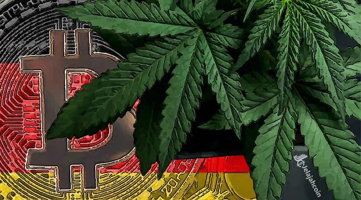 Perusahaan Ganja Jerman Amankan Keuangan Perusahaan Dengan Bitcoin
