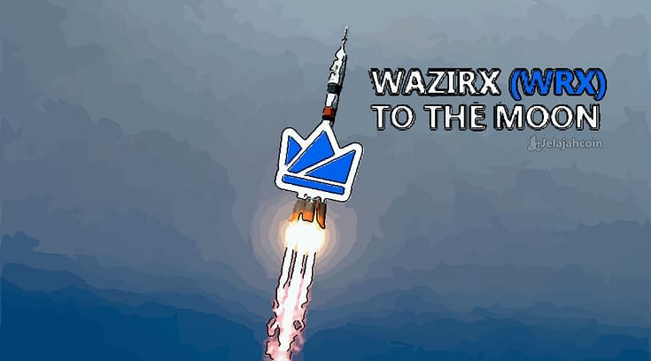 Harga WazirX (WRX) Melesat 405% Dalam Seminggu