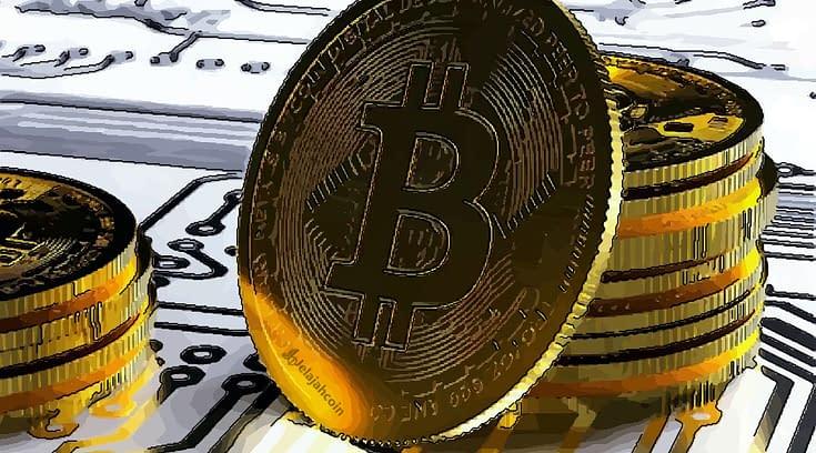 Kenaikan Transaksi Bitcoin Terjadi Secara Global
