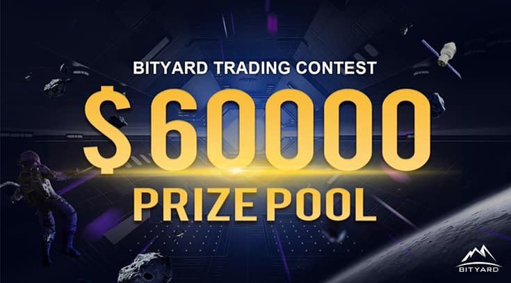Ikuti Kompetisi Trading Bityard, Berhadiah 871.5 Juta Rupiah!