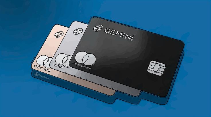 Mastercard x Gemini Akan Luncurkan Kartu Kredit Berhadiah Bitcoin