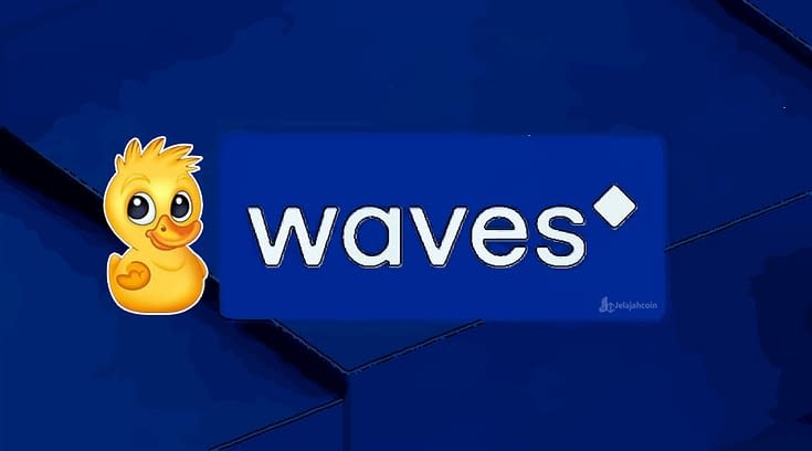NFT Terjual Senilai 14.1 Miliar Rupiah di Blockchain Waves