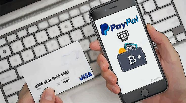 Paypal Akan Segera Mengaktifkan Penarikan Untuk Crypto