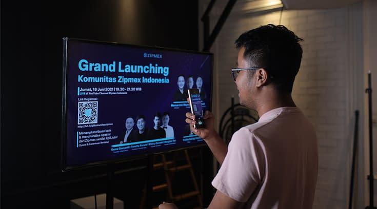 Cetak Investor Crypto Andal, Zipmex Indonesia Luncurkan Zipmex Troops