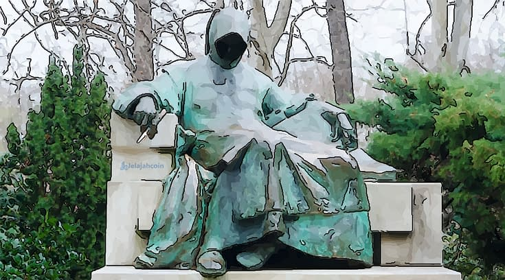 Satoshi Nakamoto Akan Di Buatkan Patung Perunggu Di Hongaria