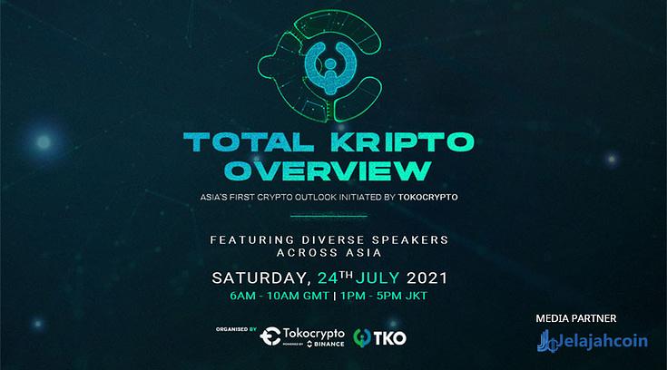 Hadirkan TKO Summit 2021, Tokocrypto Dorong Adopsi Blockchain di Indonesia