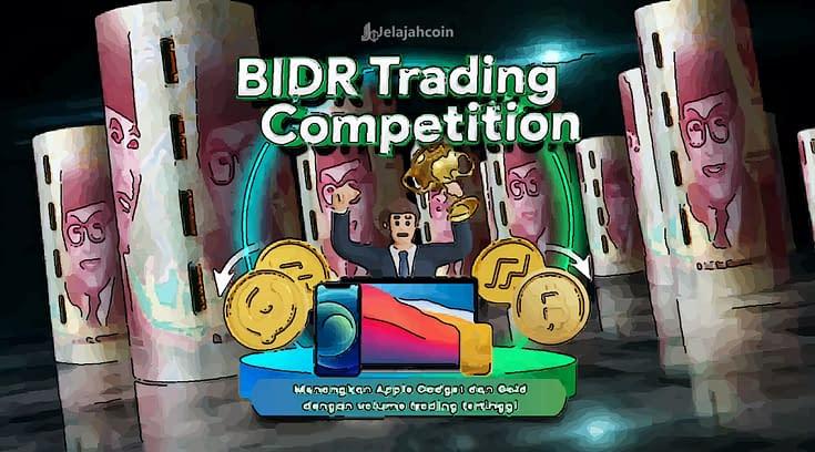 Gabung Kompetisi Trading BIDR, Total Hadiah 2 Miliar Rupiah!